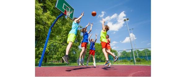5 λόγοι για να ξεκινήσουν τα παιδιά σας το μπάσκετ