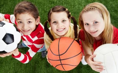 Τα ομαδικά παιχνίδια ενισχύουν τον αλληλοσεβασμό των παιδιών